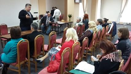 VI Осенний ФЕСТИВАЛЬ целительских практик и школ духовного развития в Киеве, 7 - 8 ноября 2015 года